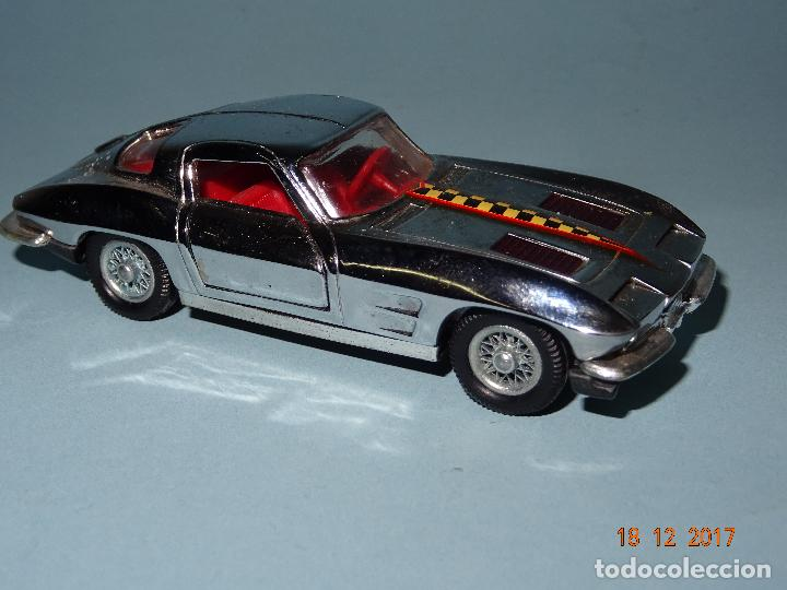 Antiguo Chevrolet Corvette Sting Ray Niquelado Comprar Coches A