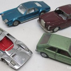 Model Cars - coches AUTO PILEN,VW VOLKSWAGEN SCIROCCO,FERRARI 512 S,OLDSMOBILE TORONADO,MERCEDES 250 COUPE,1/43 - 107324563