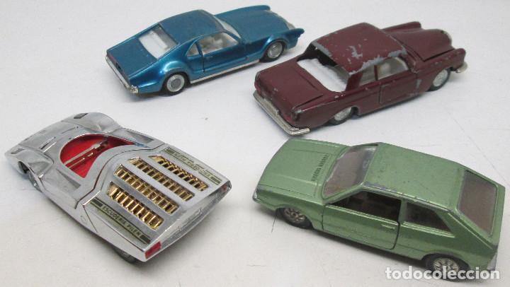 Coches a escala: coches AUTO PILEN,VW VOLKSWAGEN SCIROCCO,FERRARI 512 S,OLDSMOBILE TORONADO,MERCEDES 250 COUPE,1/43 - Foto 2 - 107324563