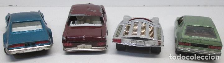 Coches a escala: coches AUTO PILEN,VW VOLKSWAGEN SCIROCCO,FERRARI 512 S,OLDSMOBILE TORONADO,MERCEDES 250 COUPE,1/43 - Foto 4 - 107324563