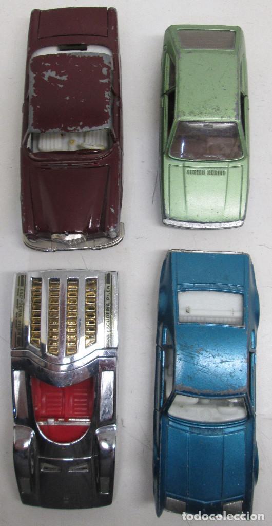 Coches a escala: coches AUTO PILEN,VW VOLKSWAGEN SCIROCCO,FERRARI 512 S,OLDSMOBILE TORONADO,MERCEDES 250 COUPE,1/43 - Foto 6 - 107324563