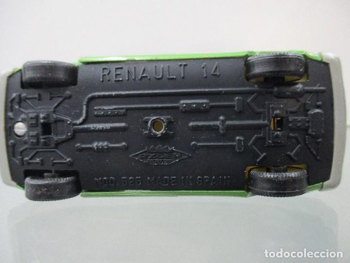 Coches a escala: RENAULT 14 PILEN ESCALA 1/43 - Foto 5 - 112645003