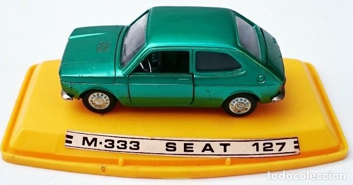 Coches a escala: PILEN REF 333 SEAT 127 - Foto 4 - 115004127