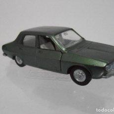 Model Cars - COCHE RENAULT 12-S VERDE METALIZADO, AUTO PILEN, ESPAÑA - 118196547