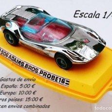 Coches a escala: PILEN REF 506 SERIE CROMADO ADAMS BROS PROBE 16. Lote 56165528