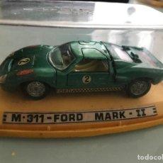 Coches a escala: AUTO PILEN M311-FORD MARK II. Lote 128316031