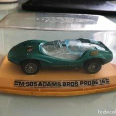 Coches a escala: AUTO PILEN M505-ADAMS BROS PROBE 16. Lote 128316431
