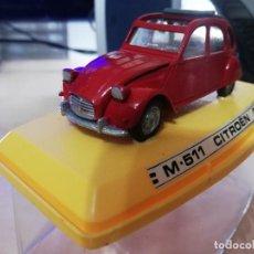 Model Cars - CITROEN 2CV DE PILEN - 136463646