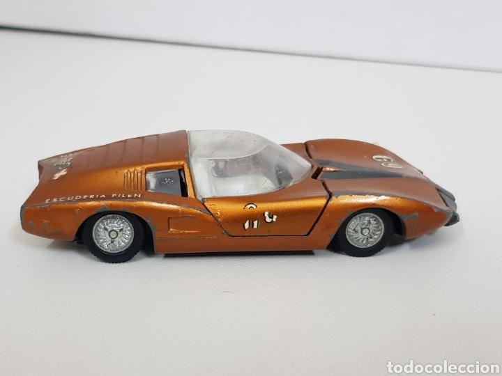 Coches a escala: Auto polen Monza gt los 301 par FABRICADO en España modelo dorado - Foto 4 - 136559097