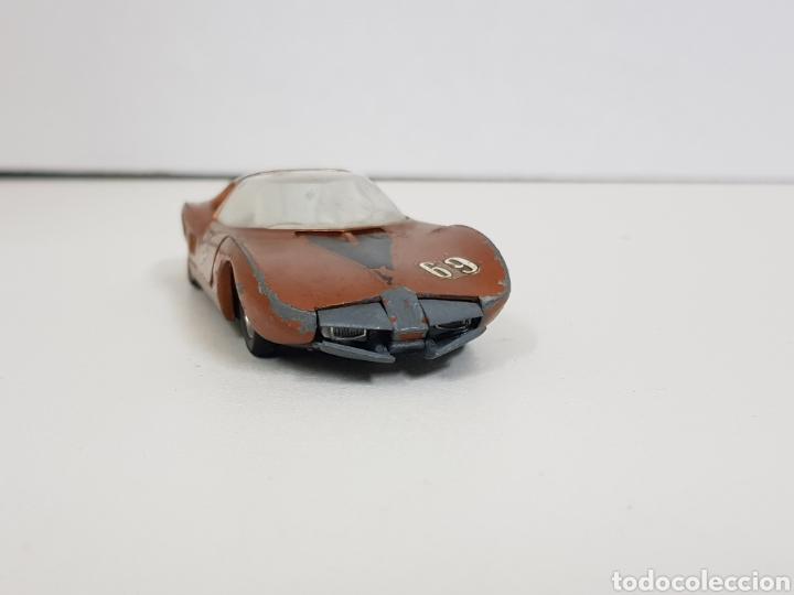 Coches a escala: Auto polen Monza gt los 301 par FABRICADO en España modelo dorado - Foto 5 - 136559097