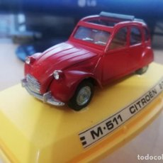 Model Cars - CITROEN 2CV DE PILEN - 136619022