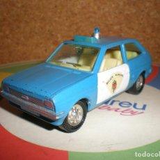 Model Cars - FORD FIESTA POLICIA MUNICIPAL,PILEN 1/43 - 137432334