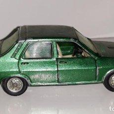 Coches a escala: PILEN AUTO PILEN : ANTIGUO COCHE RENAULT 12 S - MOD. 503 - MADE IN SPAIN AÑOS 70 ESCALA 1 / 43. Lote 137507390