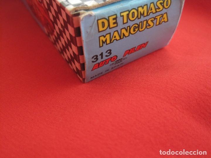 Coches a escala: coche DE TOMASO MANGUSTA--PILEN 313 BRONCE BRONZE---IMPECABLE - Foto 2 - 142676562