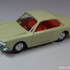 Coches a escala: VINTAGE GAMA BMW COUPE 2000 CS ESCALA 1/43 MADE IN GERMANY 1960S DIECAST METAL PILEN. Lote 142962322