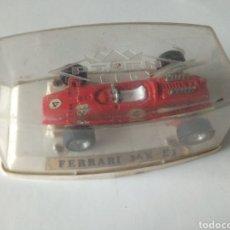 Auto in scala: COCHE FERRARI 36V. Lote 143613509