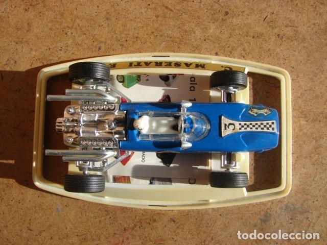 Modellautos: F1 MASERATI Nº 3 CON CATÁLOGO - PILEN - Foto 2 - 147070802