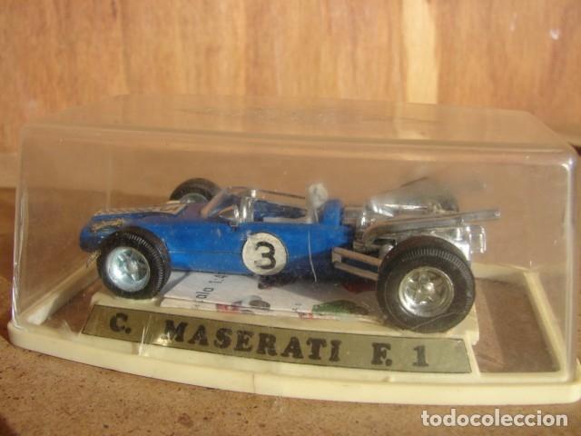 Modellautos: F1 MASERATI Nº 3 CON CATÁLOGO - PILEN - Foto 3 - 147070802