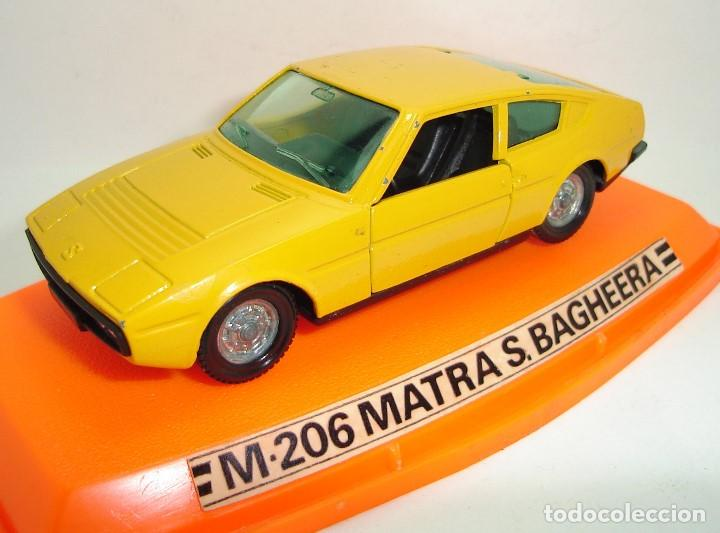 Coches a escala: ANTIGUO MATRA BAGHEERA PILEN ESCALA 1:43 - Foto 1 - 147467574