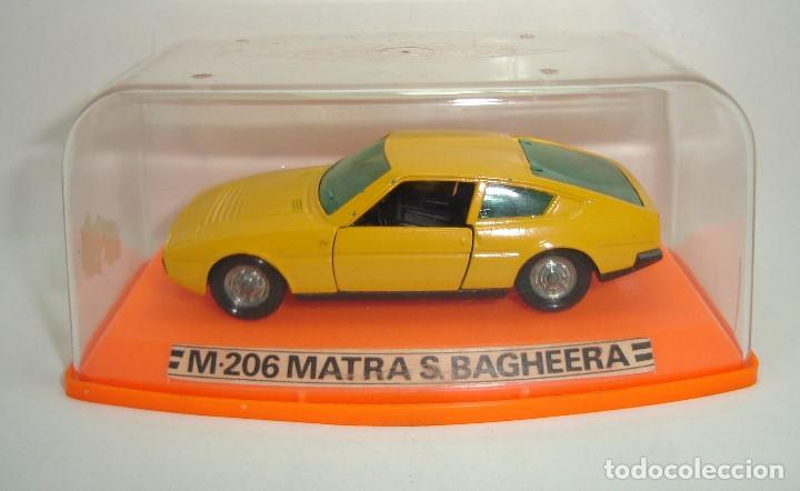 Coches a escala: ANTIGUO MATRA BAGHEERA PILEN ESCALA 1:43 - Foto 2 - 147467574