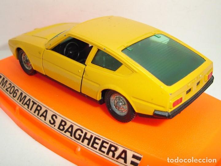 Coches a escala: ANTIGUO MATRA BAGHEERA PILEN ESCALA 1:43 - Foto 6 - 147467574