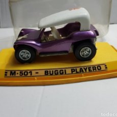 Coches a escala: COCHE AUTO-PILEN M-501 BUGGI PLAYERO EN BLISTER ORIGINAL. Lote 152033524