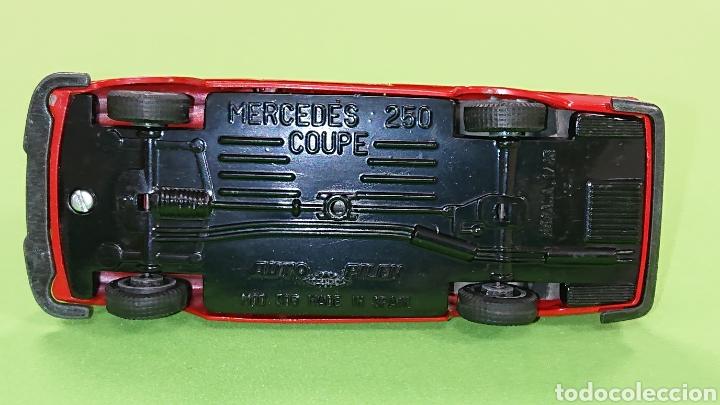 Coches a escala: Mercedes Benz 250 coupe de Auto Pilen esc. 1:43 - Foto 5 - 155854558