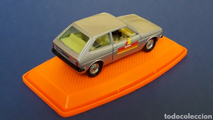 Coches a escala: Ford Fiesta Iberia ref. 543, metal esc. 1/43, Pilen made in Spain, original años 70-80. Con caja. - Foto 5 - 157778997