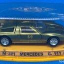 Coches a escala: COCHE M-321 MERCEDES C- 111 .. Lote 160228730