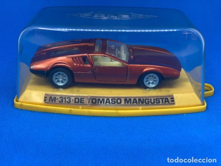 COCHE M - 313 - DE TOMASO MANGUSTA . (Juguetes - Coches a Escala 1:43 Pilen)