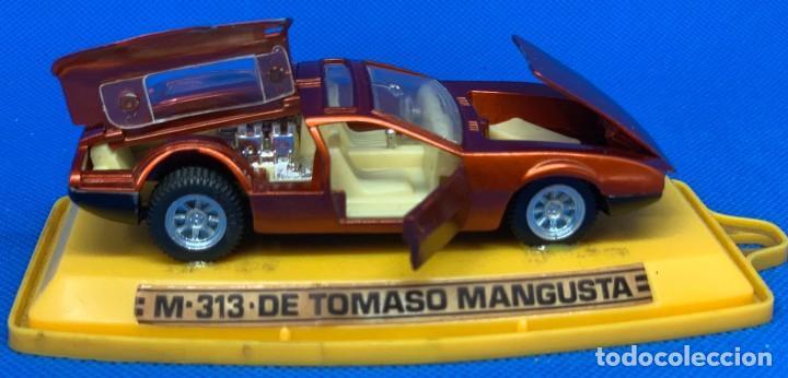 Coches a escala: COCHE M - 313 - DE TOMASO MANGUSTA . - Foto 2 - 160229082