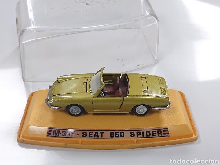 SEAT 850 SPIDER DE PILEN ESC 1:43 REF. M-317 (Juguetes - Coches a Escala 1:43 Pilen)