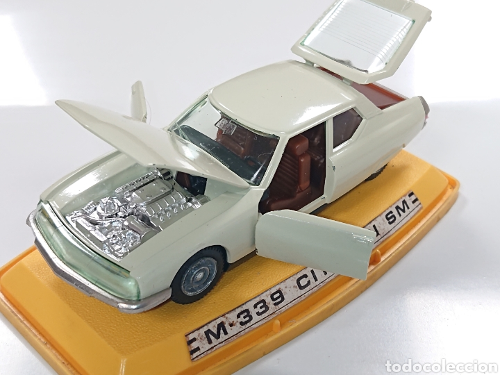 Coches a escala: Citroën SM MASERATI de Pilen esc 1:43 ref. M-339 - Foto 7 - 160305544