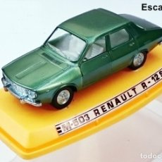 Coches a escala: PILEN REF 503 RENAULT R 12 S. Lote 115004835