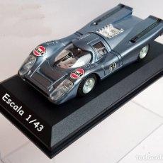 Model Cars - PILEN MOD 331 PORSCHE 917 - VER FOTOS - CAJA NO ORIGINAL - 128300491