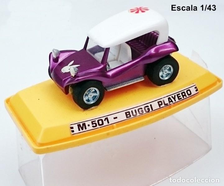 @@ PILEN REF 501 BUGGI PLAYERO @@ (Juguetes - Coches a Escala 1:43 Pilen)