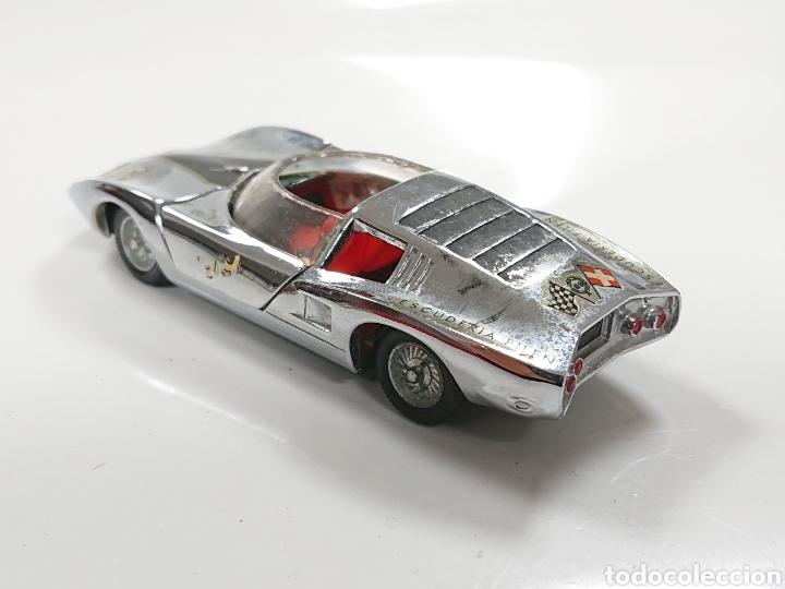 Coches a escala: Auto Pilen Monza GT cromado - Foto 2 - 163985348
