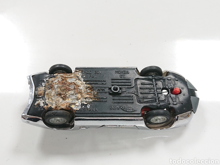 Coches a escala: Auto Pilen Monza GT cromado - Foto 6 - 163985348