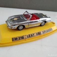Model Cars - COCHE DE AUTO PILEN SEAT 850 SPIDER - 165202390