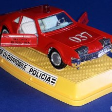 Modellautos - Oldsmobile Toronado bomberos Fire Chief, metal, esc. 1/43, Pilen made in Spain, original años 70-80. - 167756892