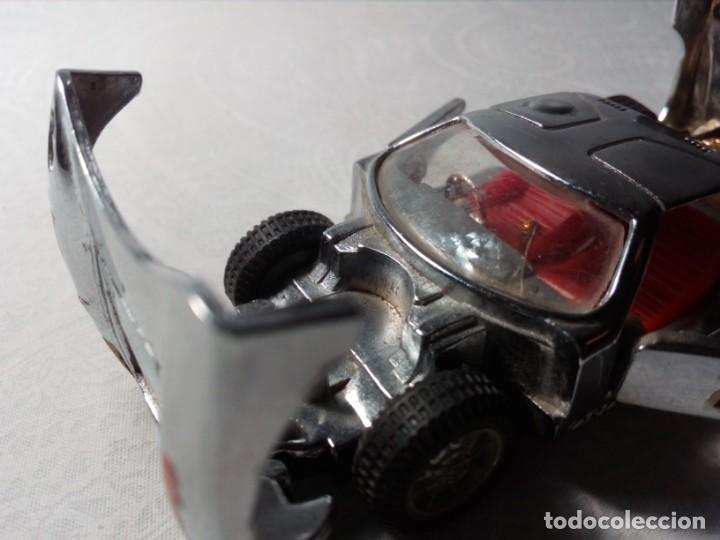 Coches a escala: FORD MARK II CROMADO MARCA AUTO PILEN - MOD. 311 - MADE IN SPAIN- - Foto 10 - 202897295