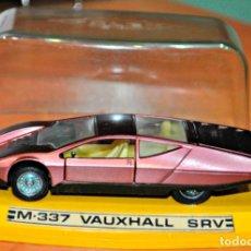 Coches a escala: VAUXHALL SRV M-337 DE PILEN. ESCALA 1/43. Lote 173663502