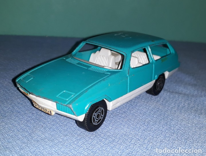 PILEN RANCHERA ESCALA 1/43 VER FOTOS Y DESCRIPCION (Juguetes - Coches a Escala 1:43 Pilen)