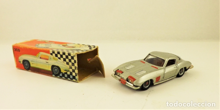 PILEN CORVETTE STINGRAY (Juguetes - Coches a Escala 1:43 Pilen)