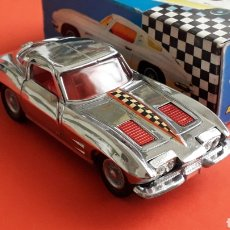 Coches a escala: CHEVROLET CORVETTE STINGRAY REF. 299, METAL ESC. 1/43 *CORGI TOYS COPY* PILEN IBI SPAIN, AÑOS 60-70.. Lote 180512940