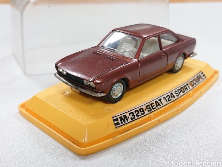 Coches a escala: Seat 124 Sport Coupe 1600 de Pilen ref. M-329 - Foto 2 - 182424195
