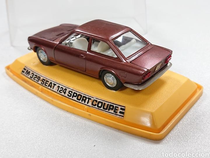 Coches a escala: Seat 124 Sport Coupe 1600 de Pilen ref. M-329 - Foto 5 - 182424195