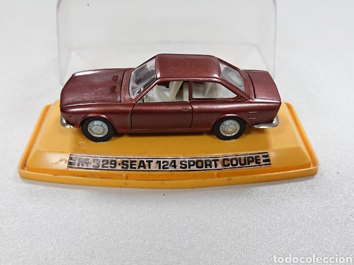 SEAT 124 SPORT COUPE 1600 DE PILEN REF. M-329 (Juguetes - Coches a Escala 1:43 Pilen)