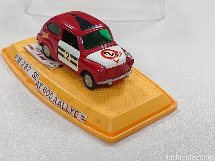 Coches a escala: Seat 600 Rallye de Pilen ref. M-287 - Foto 2 - 182425341