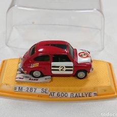 Coches a escala: SEAT 600 RALLYE DE PILEN REF. M-287. Lote 182425341